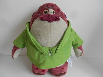 "Disney Monsters Inc University -10"" Soft Toy ""don Carlton"" - The Disney Store"