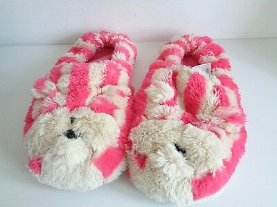 BAGPUSS - MICROWAVABLE SLIPPERS by INTELEX - APPROX ADULT SIZE 3-7 - UNUSED