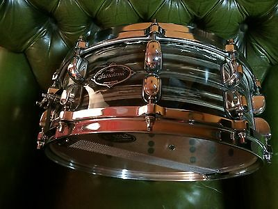 TAMA Starclassic Snare 14x6,5 Oyster lacquered  RARE !!