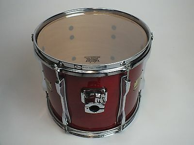 "Pearl BLX Prestige Studio 13"" x 11""  hanging tom in Sequoia Red ( Pre Masters)"