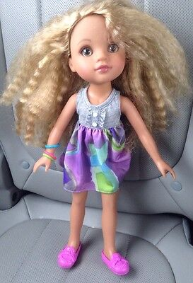 Hearts For Hearts Doll Lauryce New Orleans Retired Rare Collectible HTF