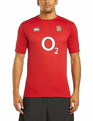 England Rugby 2014/15 Dry Shirt - S