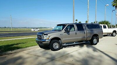 2002 Ford F-250 XLT 2002 ford f-250 super duty