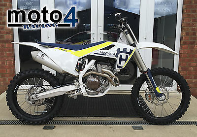 Husqvarna Fc 350 2017 Not Tc 125 250 450 In Stock Now **finance Available**