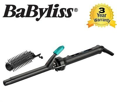 Babyliss Long Barrell Ceramic 16mm Hair Curling Tong Wand , Dual Voltage, 271EU