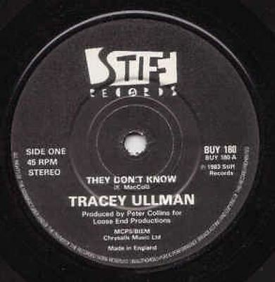 They Don't Know 7 : Tracey Ullman