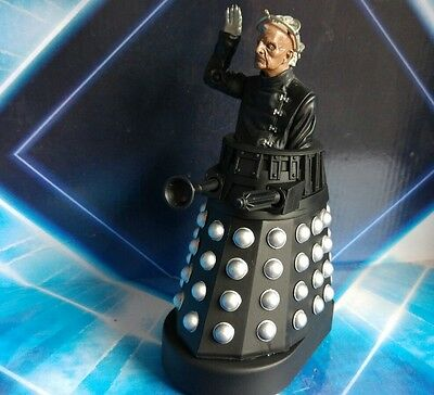 """CUSTOM Doctor Who -  Davros with new  """"Chair"""""""