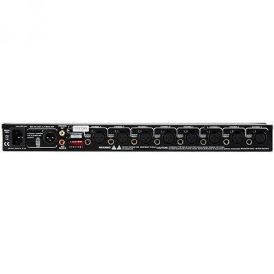 RM82 8 Channel Microphone and Line Mixer. Best Price