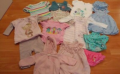 Baby Girl Clothes 3-6 months NEXT/GAP spring/summer
