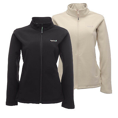 Regatta Connie II Womens Windproof Warm Backed Softshell Jacket