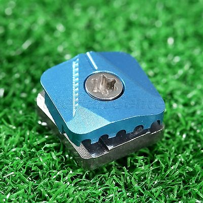 Stainless Steel Movable Blue Weight Sliding Weight Help Hit Golf Ball Further