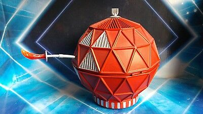 """Custom Character Options Doctor Who 5"""" Mechanoid The Chase  RED"""