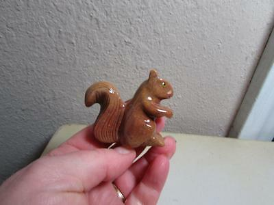 Squirrel, Hand carved Stone from Andes of Peru, Rich Hued stone Squirrel Unique!