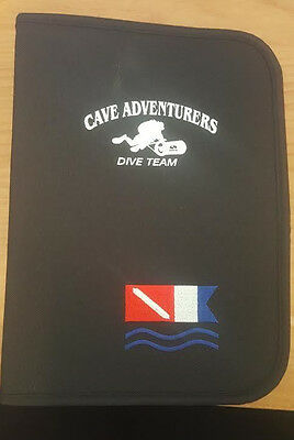 Dive Log Book 3 Ring Binder With Inserts