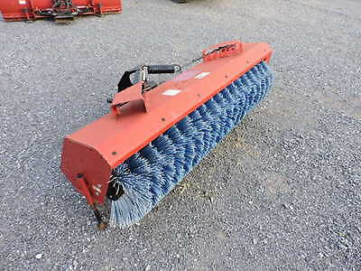"Case BRX172 72"" Fast Hitch Sweepr Broom For Case IH New Holland Compact Tractor"