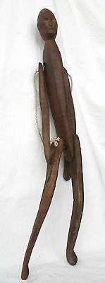 Timor Tribal Puppet / Doll / Toy - Cultural Artifact