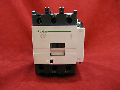 NO and NC 3 phase 3A1a1b TECO CU-38 magnetic contactor 55A 24v coil