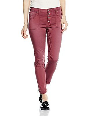 Rot (best red 842) (TG. W32/L32) Mustang 3515-6681, Blu Donna, Rot (Best Red 842