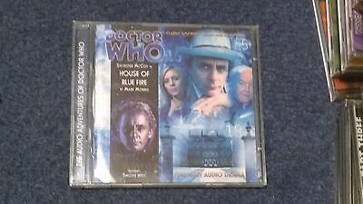 Doctor who BIG FINISH audiobook - 152 (CD)  - HOUSE OF BLUE FIRE
