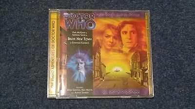 Doctor who BIG FINISH audiobook - 2.3  (CD)  - BRAVE NEW TOWN