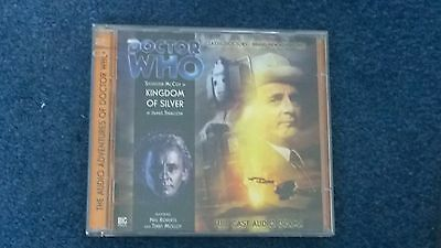 Doctor who BIG FINISH audiobook - 112 (CD)  - KINGDOM OF SILVER