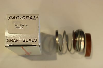 Pac-seal for Burks 9926