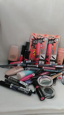 3x MIXED BRANDED MAKE UP WHOLESALE BUNDLE + 1 TESTER