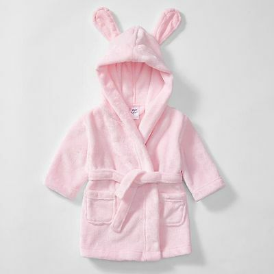 NEW Baby Coral Fleece Dressing Gown Kids