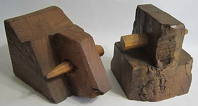 Mortise & Tenon Ohio Amish Barn Beam Cut Offs