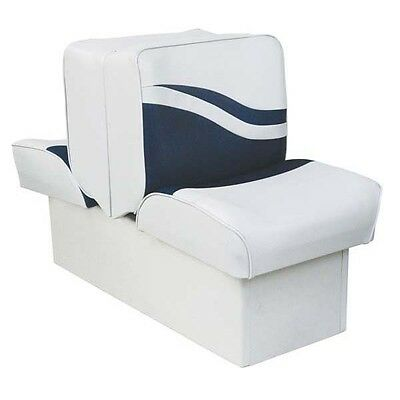 wise weekender Classic Back To Back Boat Seats, Lounge recliner marine Seats