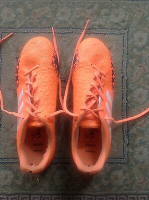 Womens Adidas soccer boots UK Size 8.5