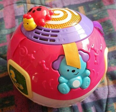 vtech move & crawl ball baby Toddler Kids toys Music Sound Mortor Activity Play