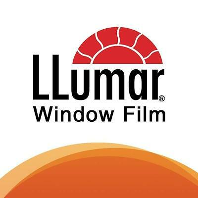 "LLUMAR WINDOW TINT/FILM ON SALE & FREE SHIPPING .......20""x10ft ....15% ONLY !!!"