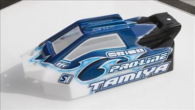 NEW Trf502X Bulldog Clear Body (Pr3381-00) from RC Hobby Land