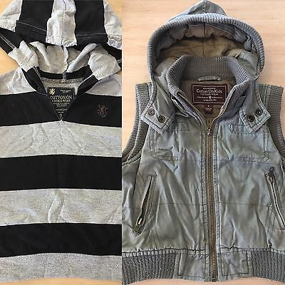 GORGEOUS Boys VESTS Jackets Size 1, Great Items, SO CUTE
