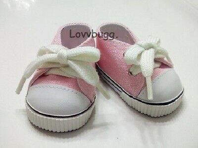 681676e7c61 PINK SNEAKERS FOR American Girl 18