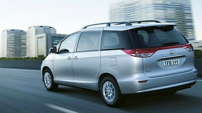 hire a 7/8 seater car instead of tiny car Brisbane or BNE airport
