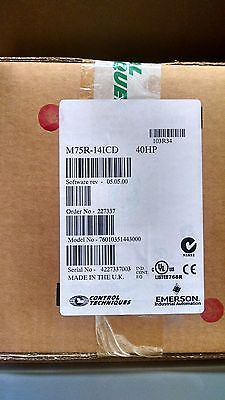 Mentor Ii Dc Drive, 75Amp, New In Box