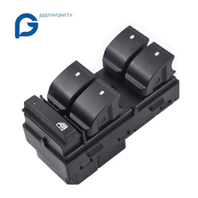 Door Power Window Switch Front Left Fit For Traverse Hhr Silverado 1500 20945129