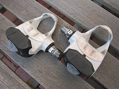 """Vintage Campagnolo Record QR Clipless pedals 9/16"""""""