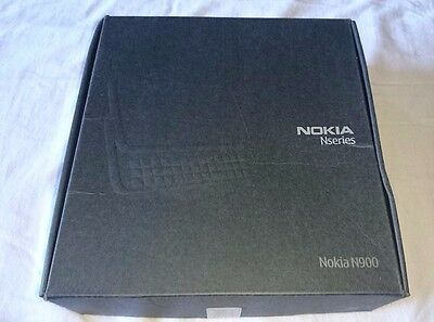 BOX ONLY Nokia N900 phone
