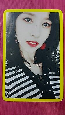 TWICE MINA Official PHOTOCARD #A KNOCK KNOCK Special Edition TWICEcoaster LANE2