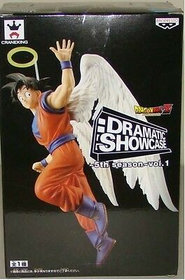 Dragon Ball Z Goku Gokou Angel Dramatic Showcase Figura Figure New.