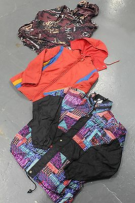 VINTAGE WHOLESALE Crazy Patterned Puffa 90's Ski Jacket Mix x 25