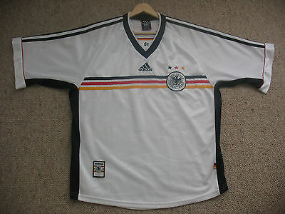Official German National Team Soccer / Football Guernsey - Large