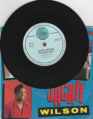 Jackie Wilson   -   Who Who Song