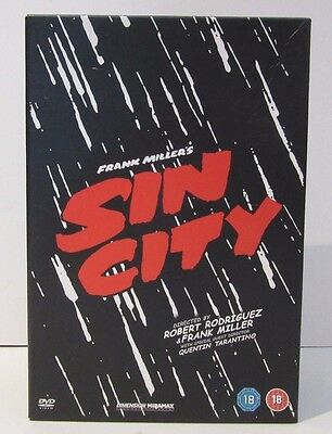 Sin City Box set with 3 Graphic novels