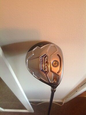 Taylormade SLDR 3 Wood Tour Issue Shaft