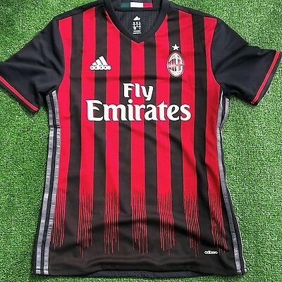 maillot Milan AC taille M 2016