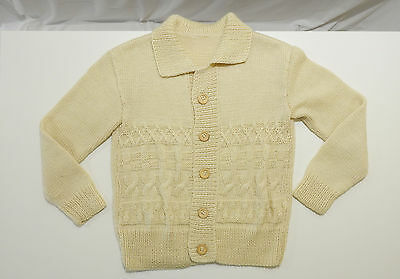 Vintage Maglione Sweater Lana Whool